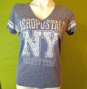 Aeropostale V-neck T-shirt